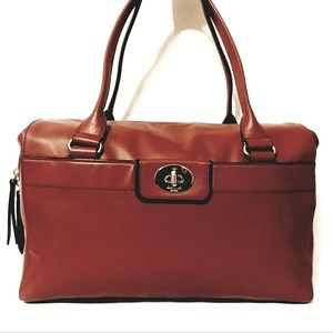 Kate Spade Brown Hampton Satchel Handbag